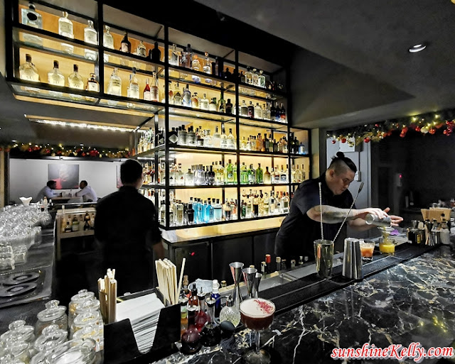 MEZZE Bistro KL, MEZZE Wine & Cigar Bar KL, Mezze Bistro Damansara Heights, Mezze Christmas New Menu Review, Christmas 2019, Christmas Menu Review, Food Review, Food,