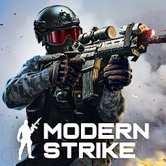 Modern Strike Online v1.37.1 Apk Mod+Data [Conta Premium]