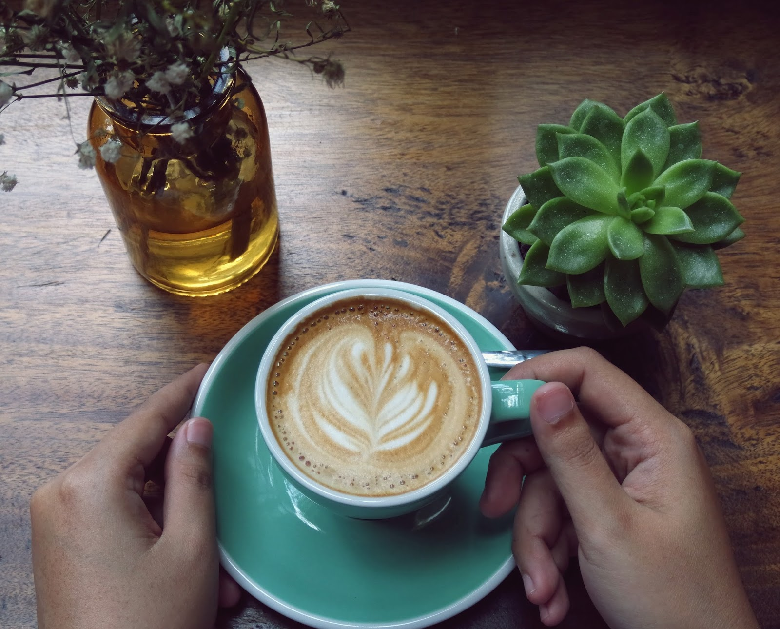 Fillmore Coffee : Seperti di Dunia Lain - Cappucino 2