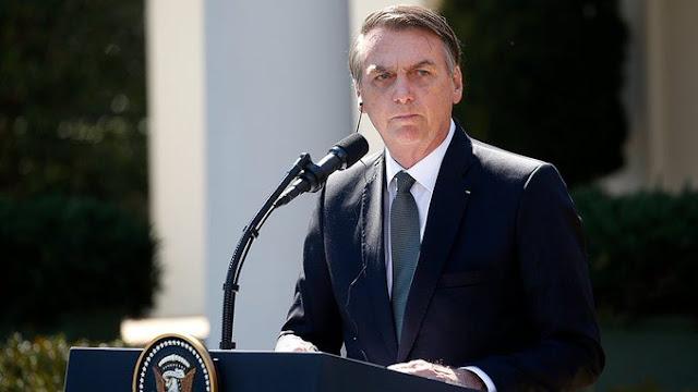 Bolsonaro dice di avere tre possibili futuri: Essere arrestato, ucciso o vincere
