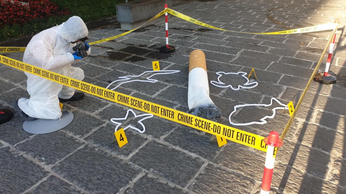 Campagna sensibilizzazione piccoli gesti grandi crimini MareVivo Catania