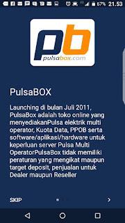 PulsaBOX
