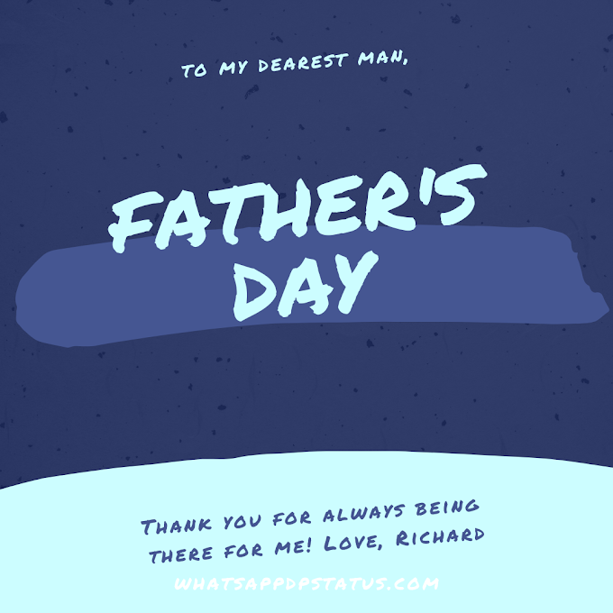 Happy Father's Day 2020 : funny images , quotes in HD 100+