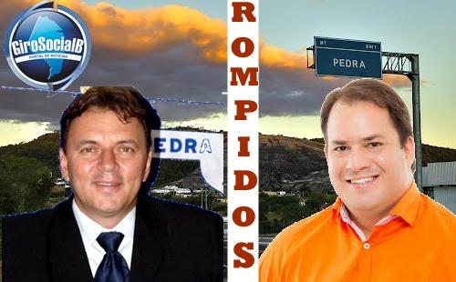 Após seu rompimento com o grupo politico de Osorinho, Tinan anuncia sua pré candidatura pelo avante a prefeito da Pedra