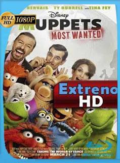 Muppets 2 Los más buscados) (2014) HD [1080p] Latino [GoogleDrive] SilvestreHD