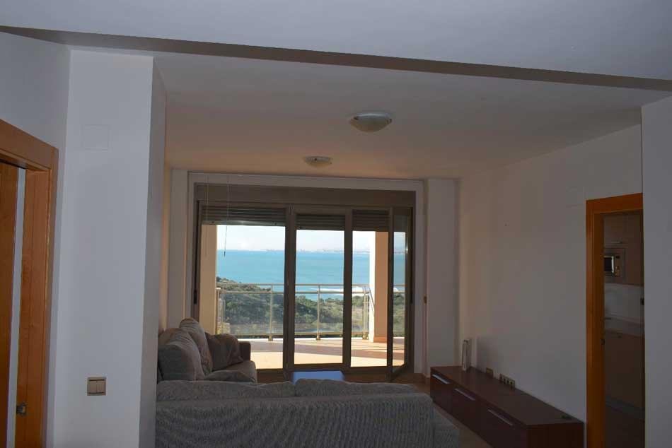 apartamento en venta torre bellver salon