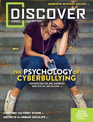 Discover - March 2021