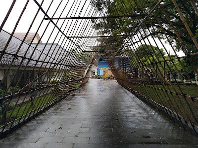 Gapura Museum Multatuli