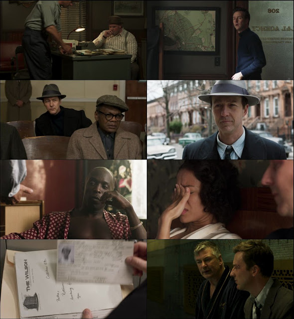Motherless Brooklyn 2019 English 720p WEBRip