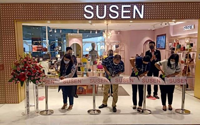 SUSEN Buka Di Bandung, Hadirkan Tas Dan Aksesoris Wanita Yang Modern & Stylish