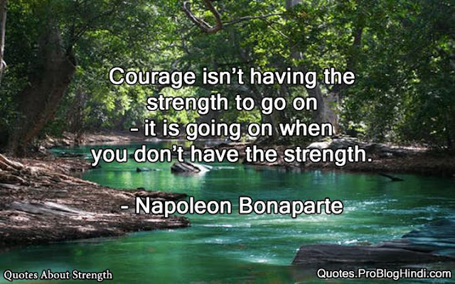 quotes about strength and beauty