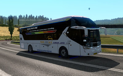 SR2 NRS Versi Suite Class Beta v1.0 Update ETS2 1.35-1.37