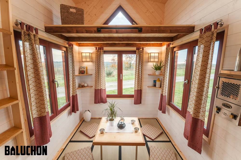 Tiny House Town Tiny House Ondine By Baluchon