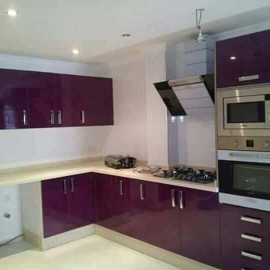 تصميمات المطبخ