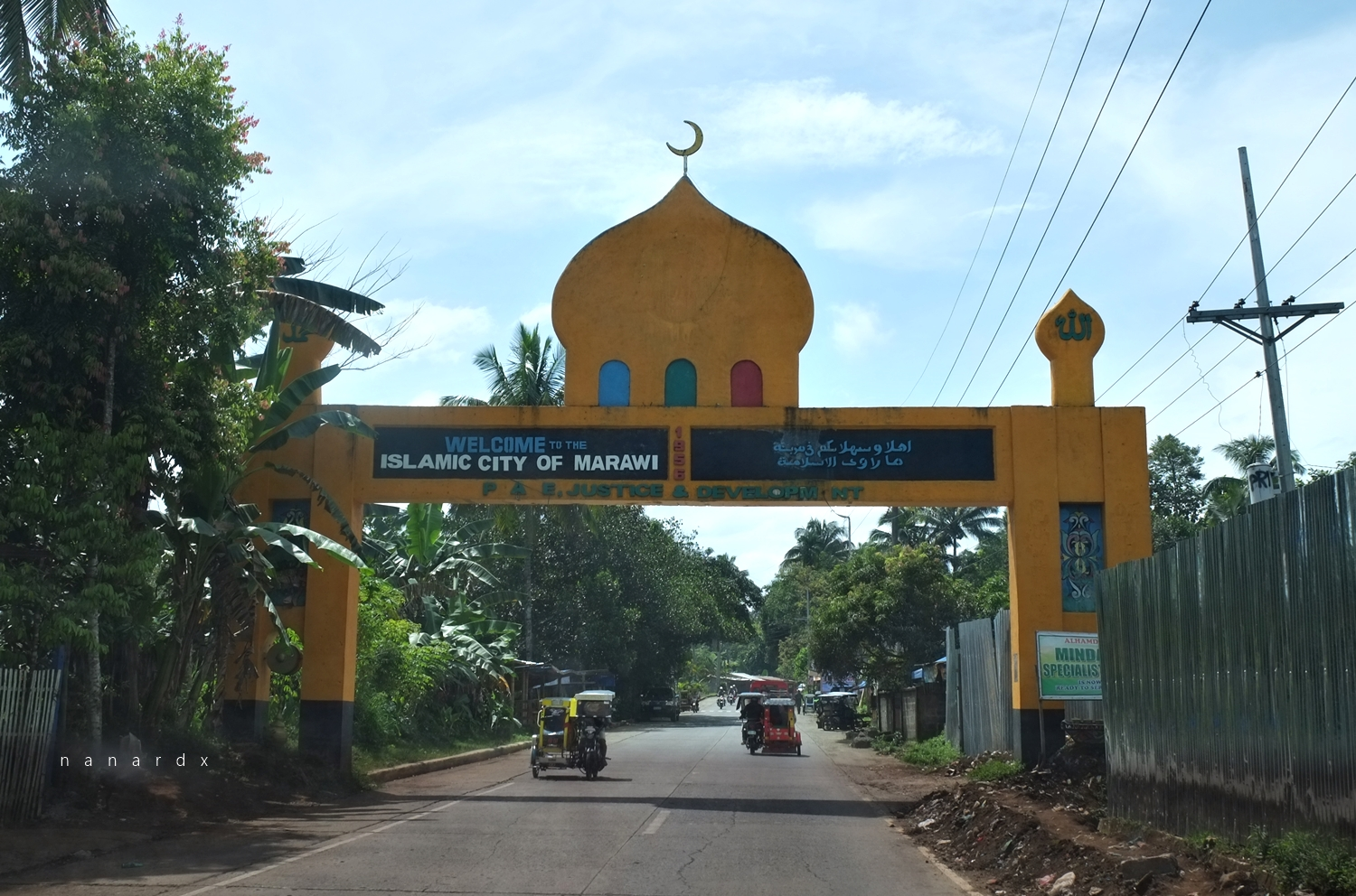 DOT-ARMM conduct assessment of tourism assets in Marawi