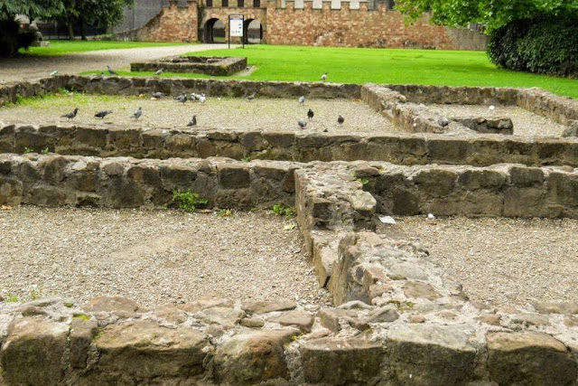 Things to do in Manchester in a day - look for Roman ruins