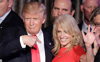 Pro-life President-elect Donald Trump will have pro-life Kellyanne Conway serve as counselor to the President