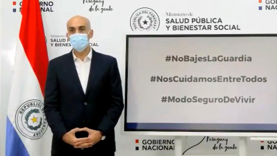 Paraguay adquiere vacuna rusa Sputnik V contra el coronavirus