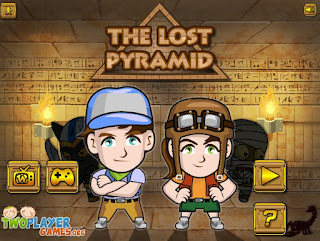 Jogue The Lost Pyramid online