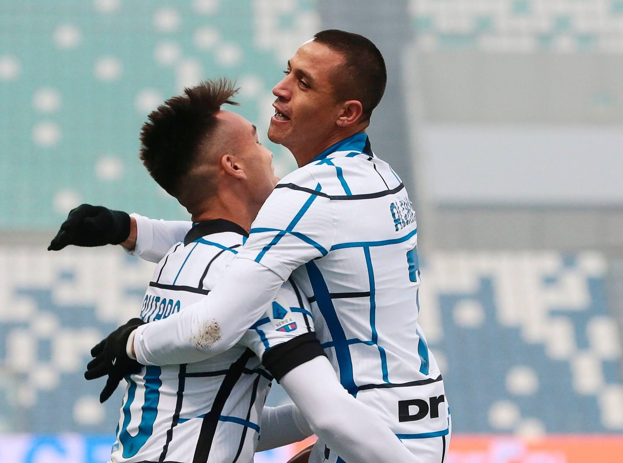 Sassuolo Inter Serie A