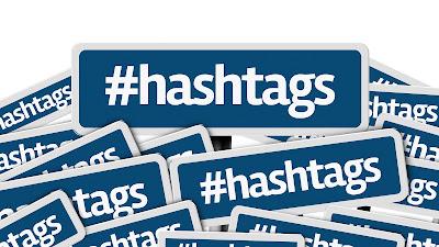 O poder das hashtags