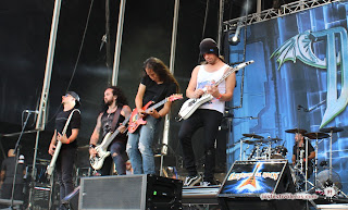 Dragonforce en Leyendas del Rock