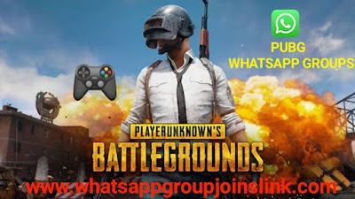 PUBG WhatsApp Group Joins Link: