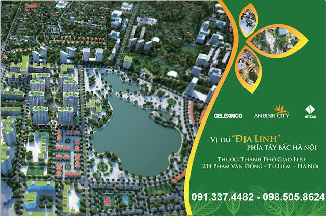 udic-westlake-Tên dự án: Chung cư An Bình City