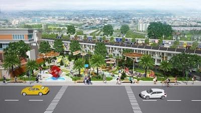 Thông tin dự án Bình Dương Avenue City