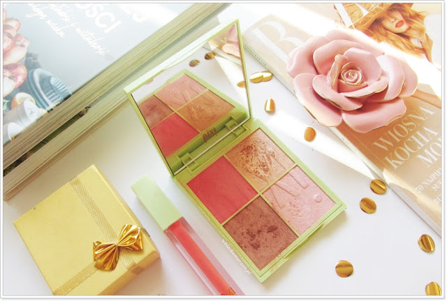 Nuance Quartette Sugar Blossom Pixi Beauty