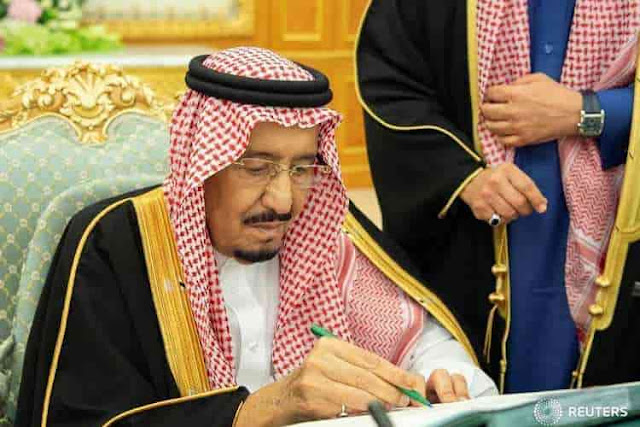 King Salman orders to bear 60% of Salares of Private sector Saudi Employees