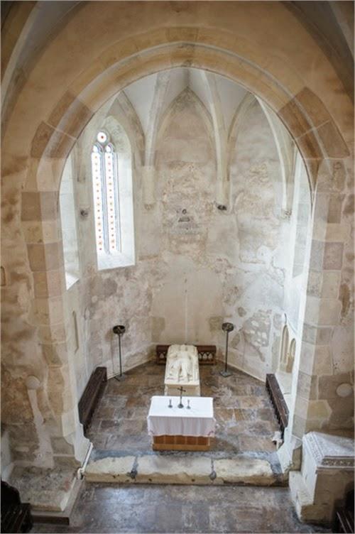 Corvin Castle Chapel