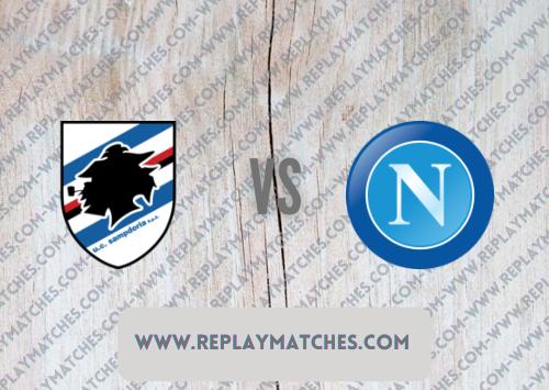 Sampdoria vs Napoli Highlights 23 September 2021