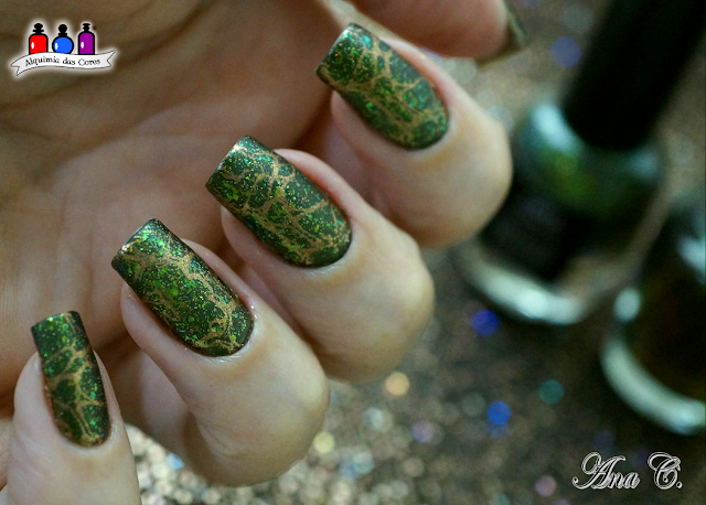 OPI, coca-cola collection, green on the runway, duchrome, penélope luz melindrosa, bm xl-216, bundle monster, matt plus