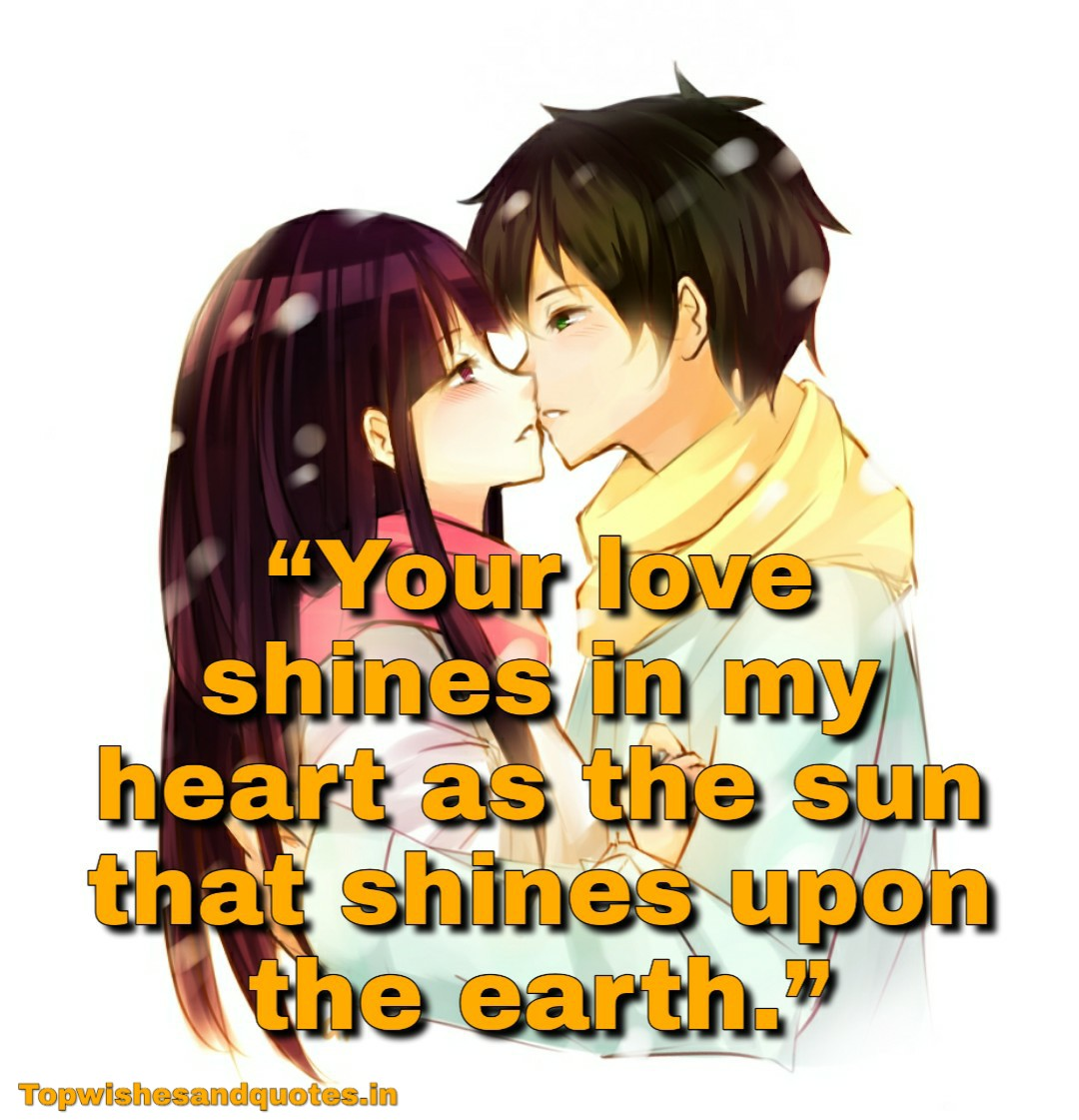 Best 100+ Love Quotes about him/her