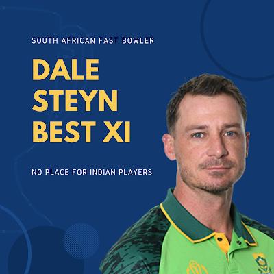 Dale Steyn's All-Time XI