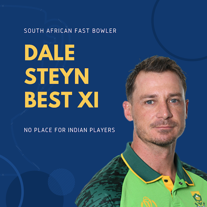 Dale Steyn selects his best playing XI, not a single Indian cricketer included