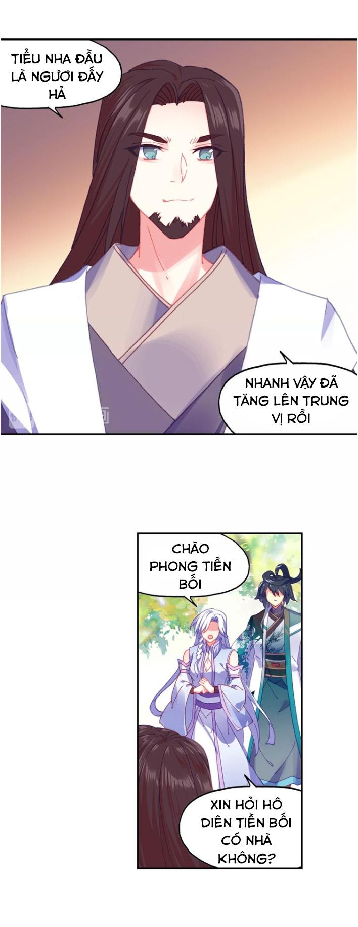 Thiên Châu Biến chapter 20 video - Hamtruyen.vn