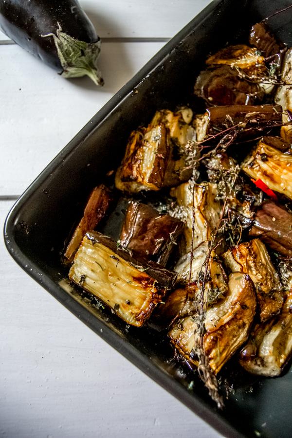 recette facile aubergines marinees ottolenghi blog spoonencore