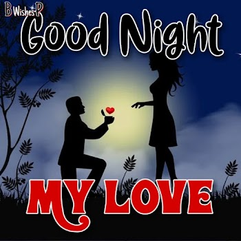 Beautiful good Night Images for lovers | Good Night romantic Images for lovers