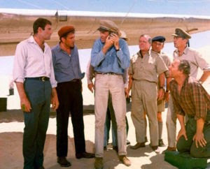 The Flight of the Phoenix 1965 Jimmy Stewart