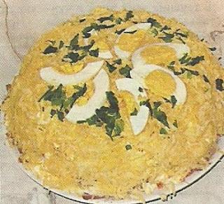 Перечень необходимых продуктов и описание приготовления вкусного печеночного салата