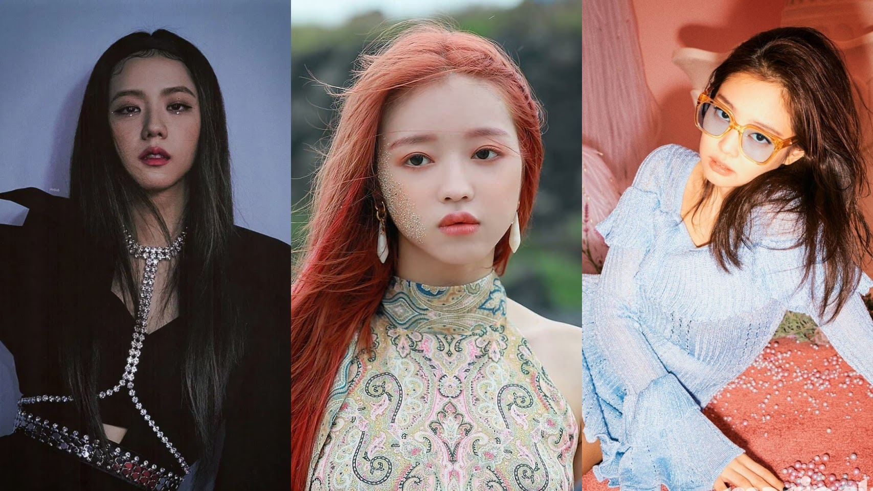 Here are the 30 most popular girl group members in September!