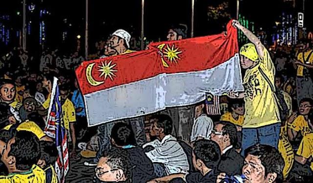 Republik Malaysia... Satu bayangan nakal!
