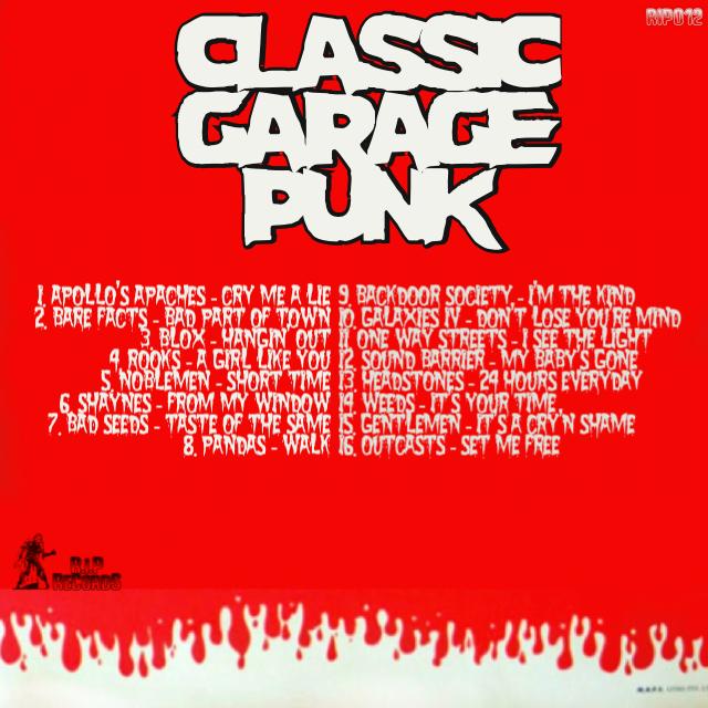 Sixties Garage Punk: Classic Garage Punk