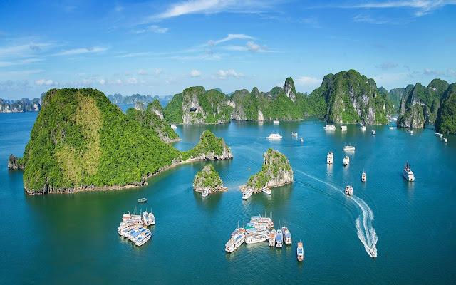 Hạ Long là thiên đường của du lịch nghỉ dưỡng