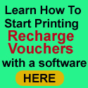 Start Recharge Card Printing Business Today