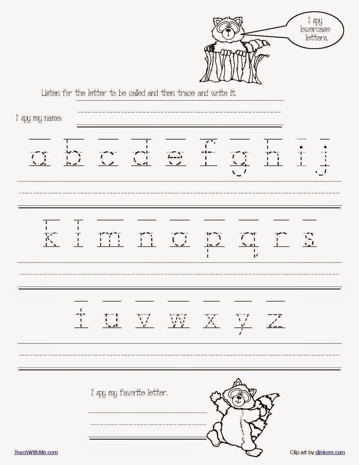 Classroom Freebies The Kissing Hand Alphabet Games Packet