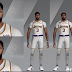 Anthony Davis Cyberface, Hair and Body Model 3 Versions with Short Sleeve by Aseven7 [FOR 2K21]