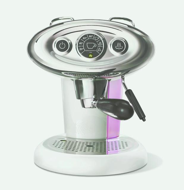 """ارخص ماكينة قهوة كبسولات """"FRANCESFRANCES ILLY X7.1 IPERESPRESSO"""""""